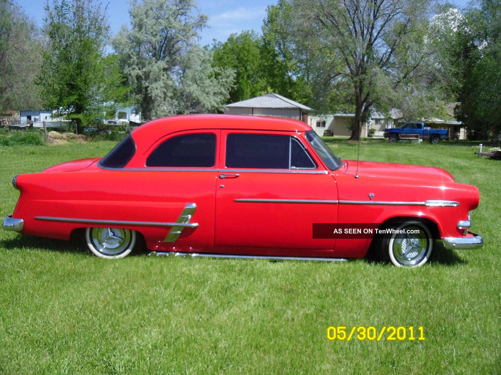 1953 Ford Customliner Custom.  Ford 302,  Auto.  Ride Other photo