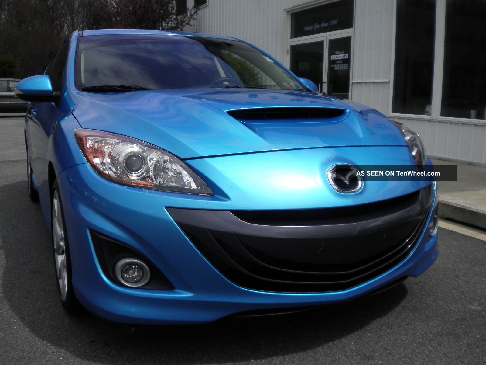 2010 mazda 3 mazdaspeed hatchback 4 door 2 3l. Black Bedroom Furniture Sets. Home Design Ideas