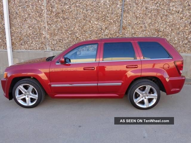 2006 Jeep Grand Cherokee Srt - 8 Grand Cherokee photo