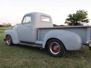 1951 Chevy Truck 3100 350 / 350 Runs And Drive Great Future Rat Rod Or Old School photo