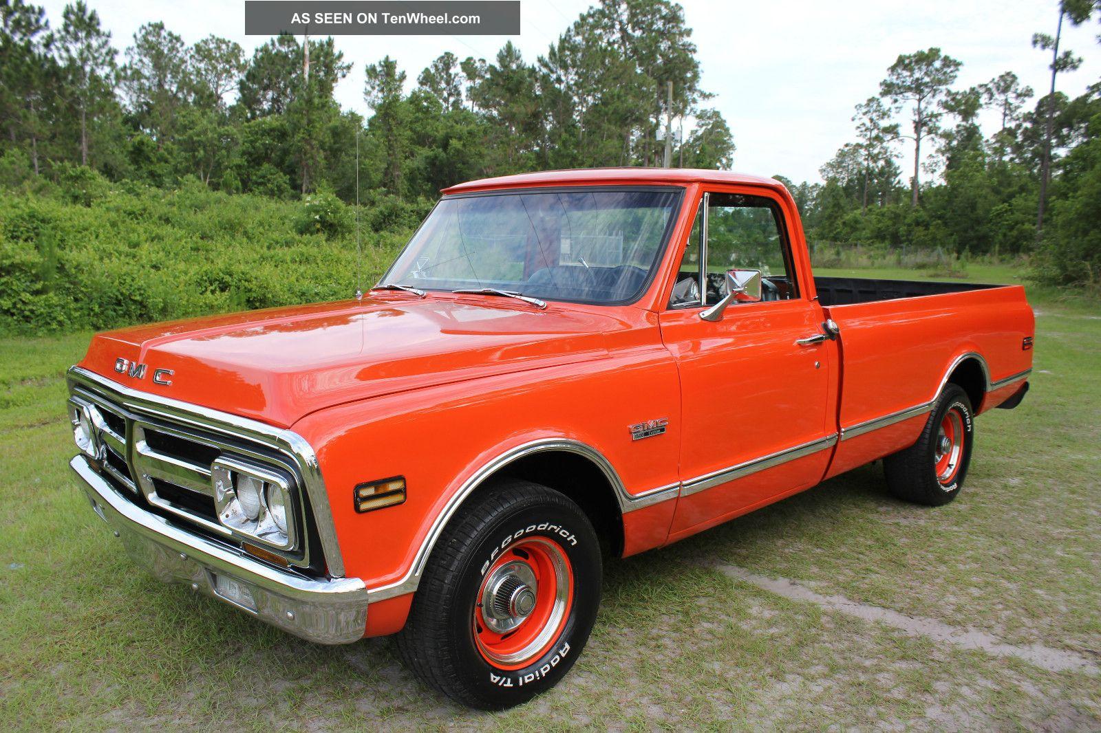 1971 Gmc 1500 Custom Pickup Truck General Motors Make Me An Offer
