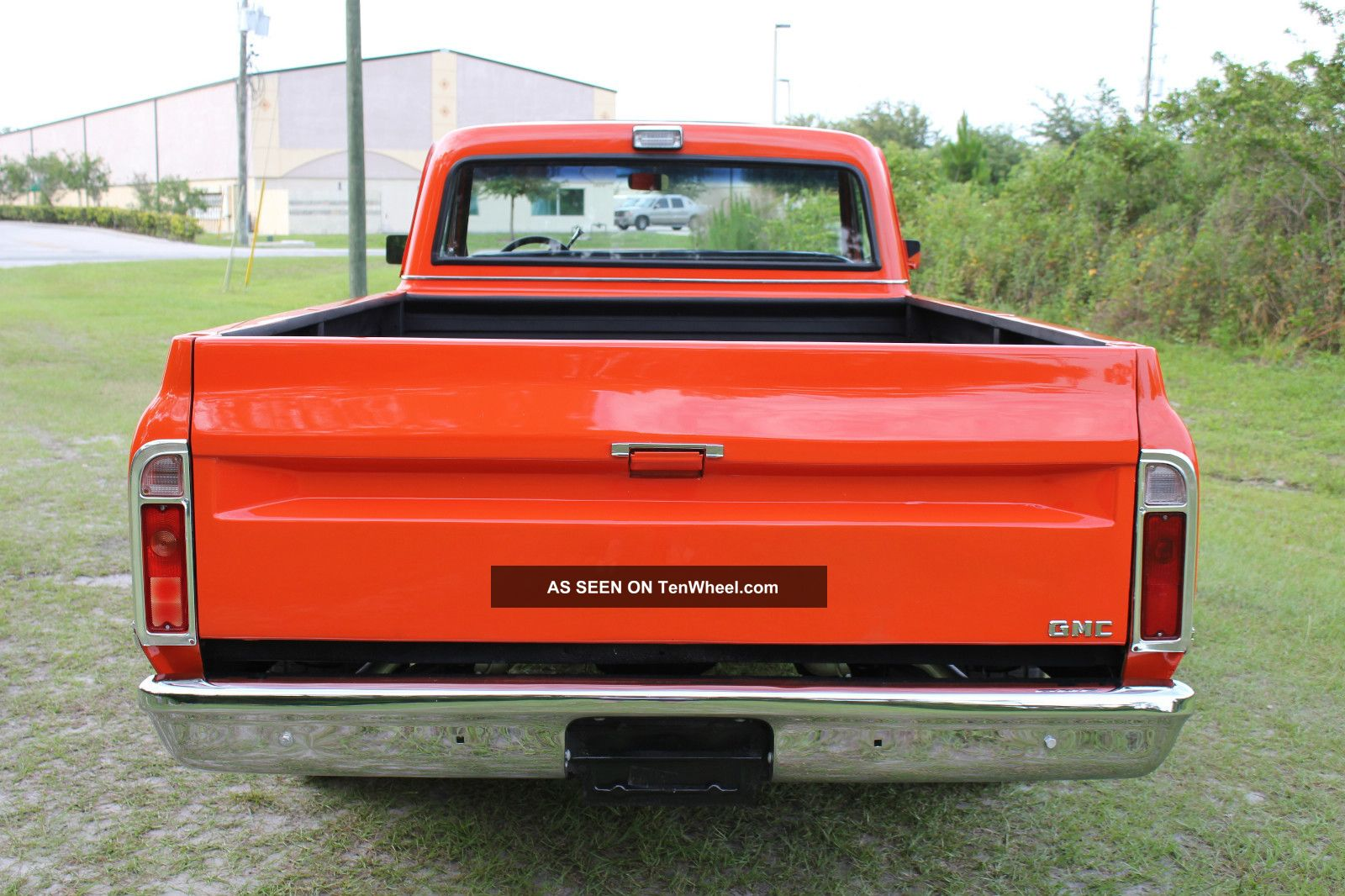 1971 gmc 1500 custom pickup truck general motors make me