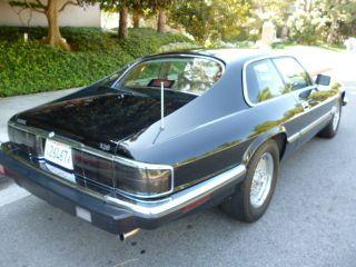 Jaguar Xjs 1993 Coupe 2 Door 4.  0l California Car, photo