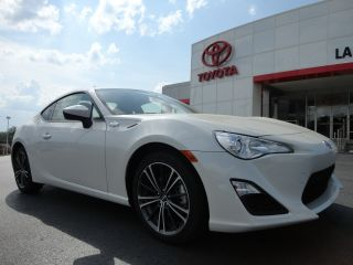2013 Scion Fr - S 6 - Speed Manual Whiteout Paint Just Arrived Stick photo