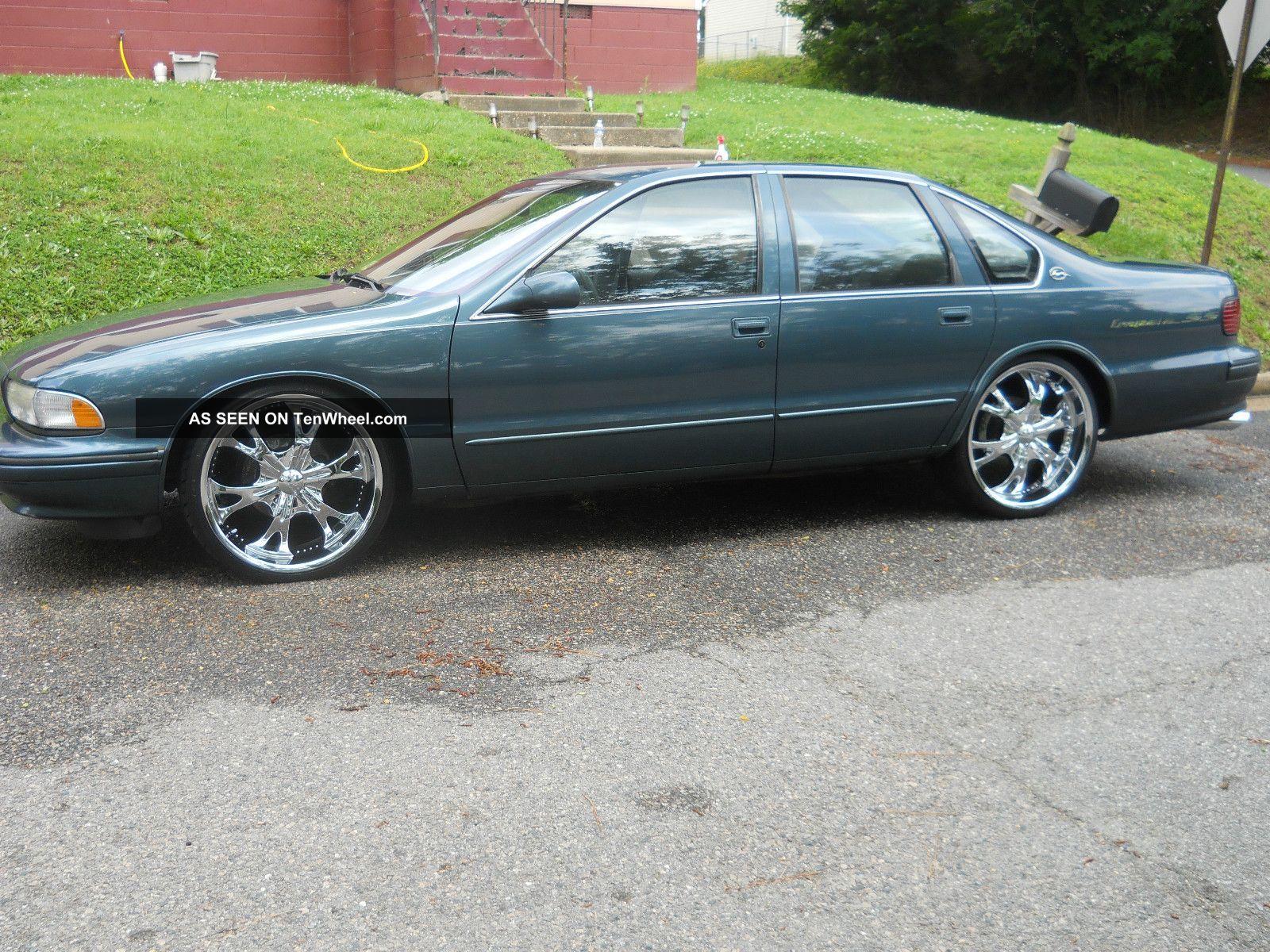 1996 Impala Impala photo