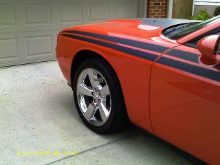 2010 Dodge Challenger R / T Coupe 2 - Door 5.  7l photo