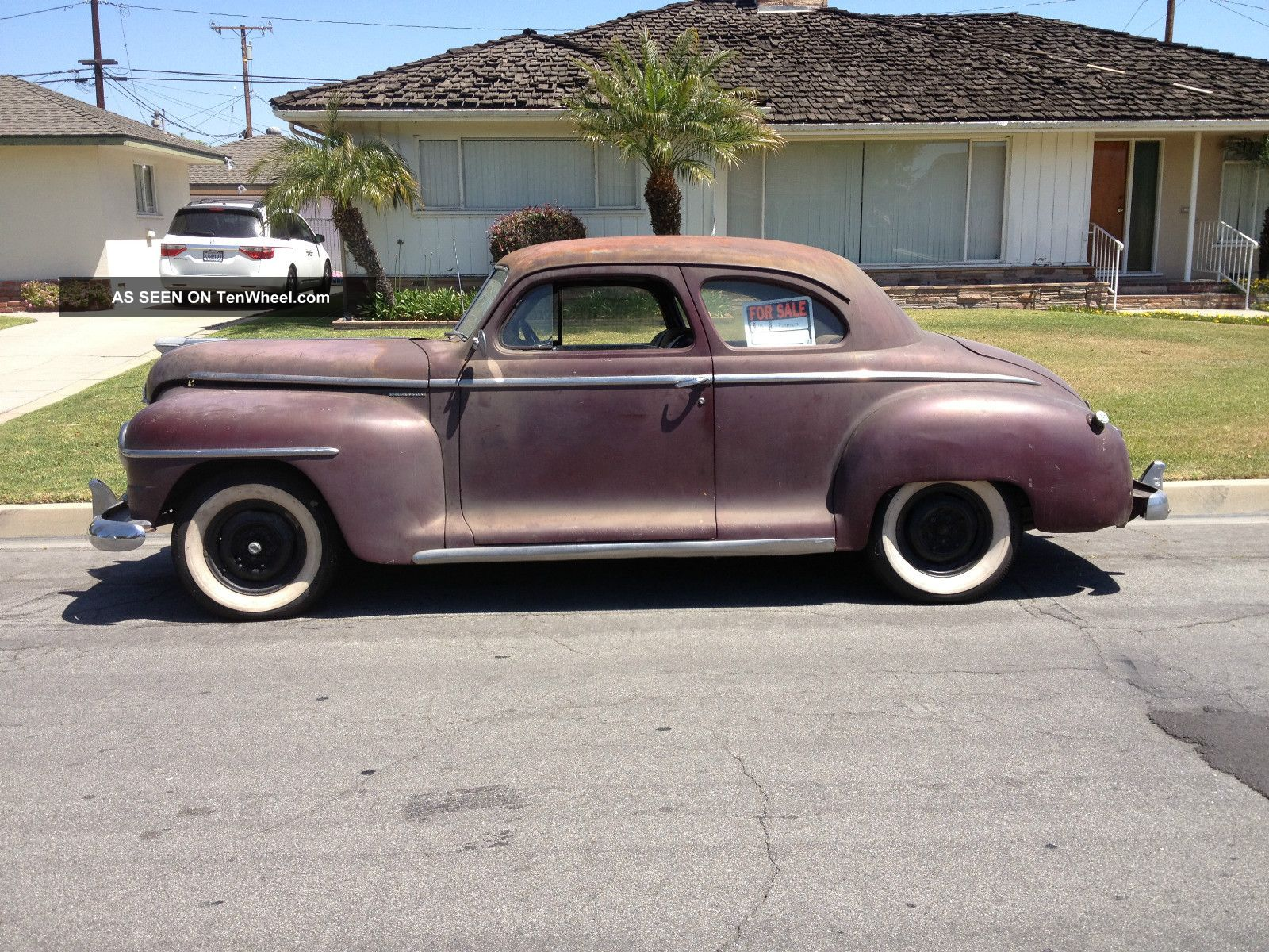 1946 Plymouth Coupe Other photo