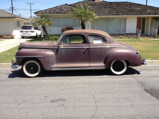 1946 Plymouth Coupe photo