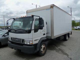 2007 Ford Lcf Box Truck photo