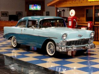 1956 Chevrolet 210 2dr Post photo