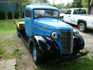 1938 Chevy 1 / 2 Ton Pick Up Flatbed photo