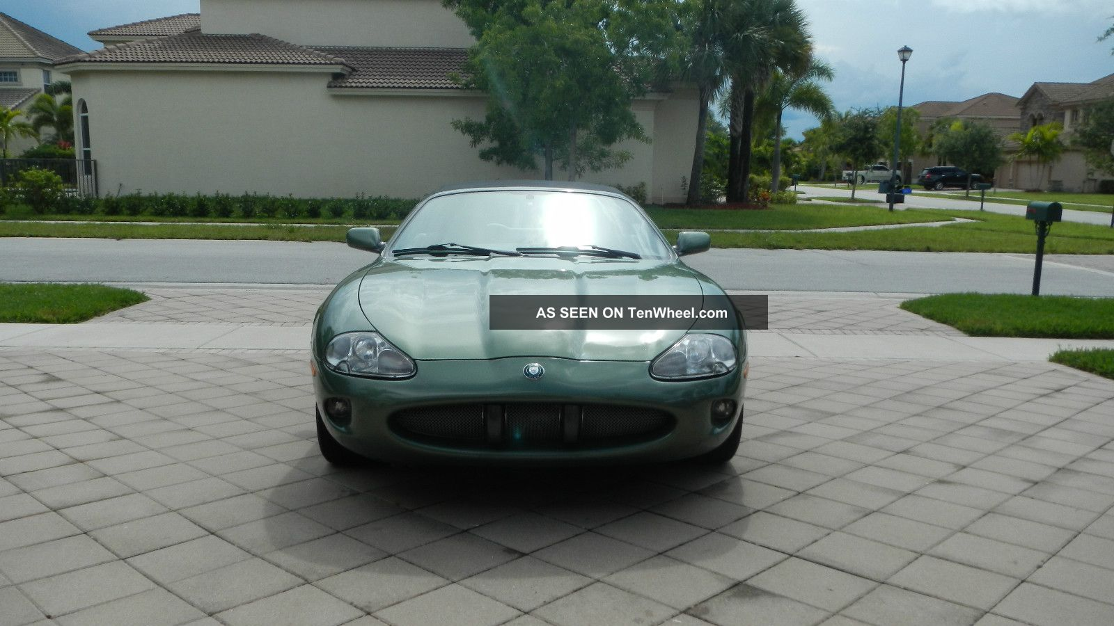 1999 Jaguar Xk8 Convertible 2 - Door 4.  0l XK photo