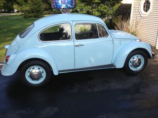 1970 Volkswagon Beetle photo