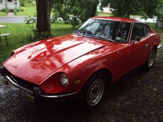 1972 Datsun 240z Needs Restoration photo