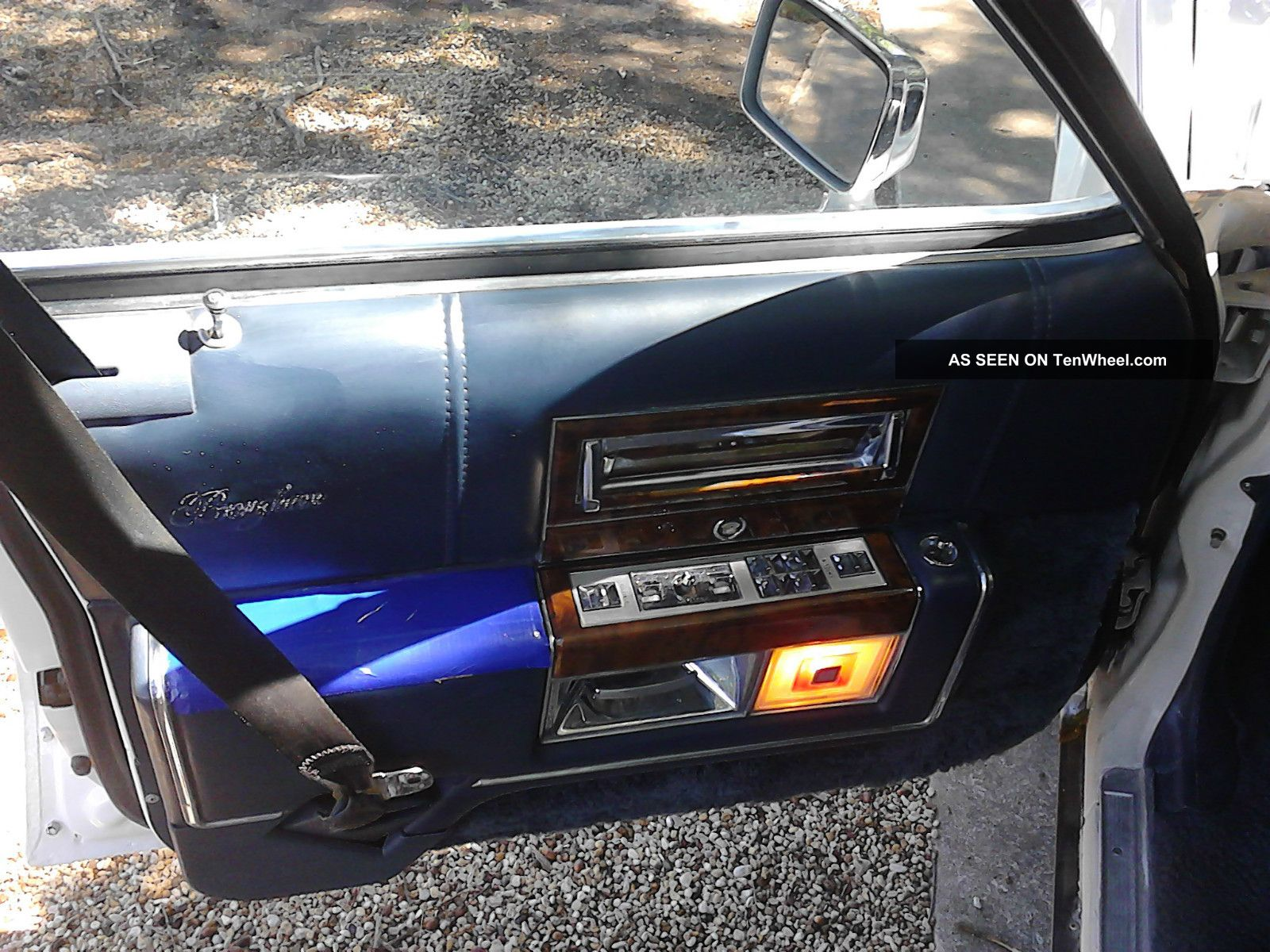 1992 Cadillac Euro Fleetwood Runs And Drives