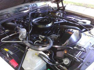 1992 Cadillac Euro Fleetwood Runs And Drives photo