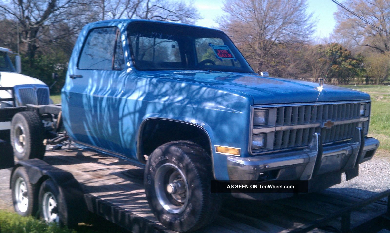 1982 4x4 chevy longbed pickup. Black Bedroom Furniture Sets. Home Design Ideas