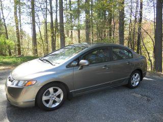 2007 Honda Civic Ex Sedan 4 - Door 1.  8l photo