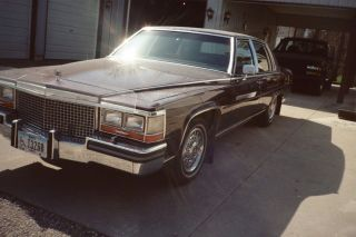 1987 Brougham photo