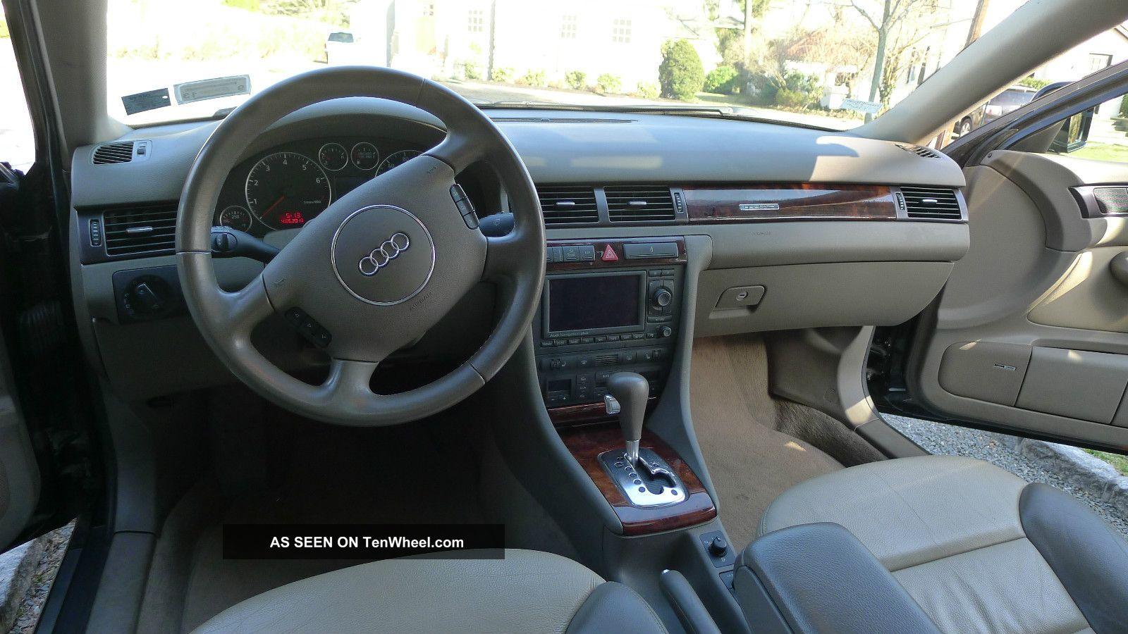 2005 Audi Allroad Quattro Base Wagon 4 - Door 2.  7l Allroad photo