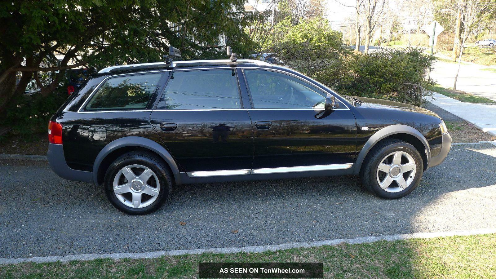 2005 audi allroad quattro base wagon 4 door 2 7l. Black Bedroom Furniture Sets. Home Design Ideas
