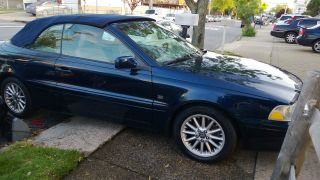 1999 Volvo C70 Convertible. .  Cheap Summer Fun. .  Everyday Driver photo