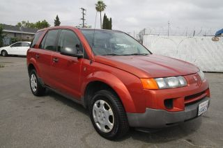 2003 Saturn Vue Automatic 4 Cylinder photo