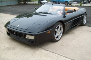 1995 Ferrari 348 Spider Base Convertible 2 - Door 3.  4l photo