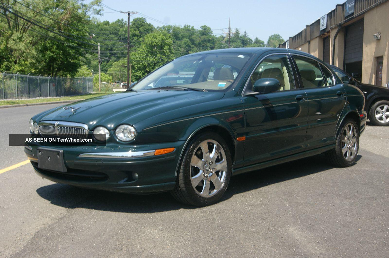 2005 Jaguar X Type Premium Awd