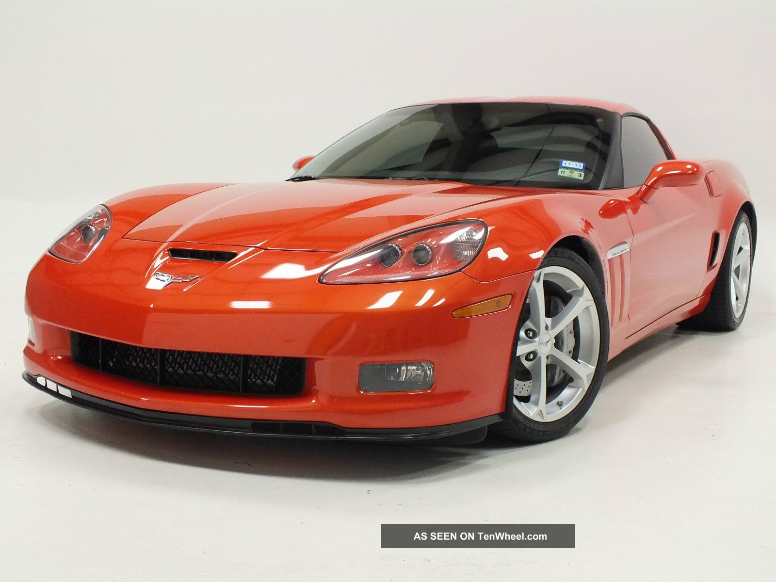 2011 Corvette Grand Sport Supercharged Blower 675hp $15k Extras Z16 Z06 Zr1 Corvette photo