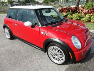 2005 Mini Cooper S Automatic, ,  Panoramic Roof, photo
