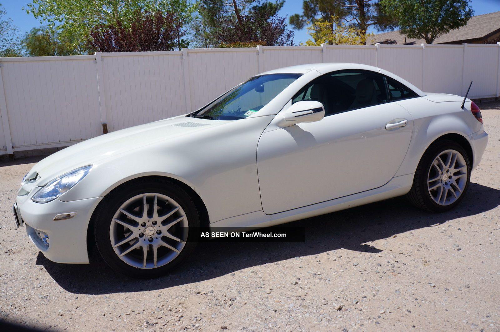 2009 Mercedes Slk 300