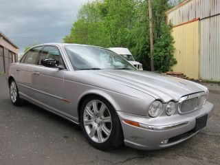 Jaguar Xj8 2004 Storm Damage To Roof Car Priced To Sell photo