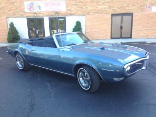 1968 Pontiac Firebird 400 Convertible 4 Speed ' S photo