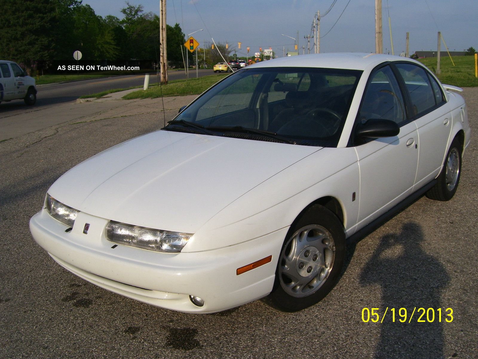 1997 Saturn Sl2 Sedan Automatic Transmission 4 Door 1