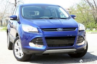 2013 Ford Escape Sel 2.  0l Ecoboost Awd Microsoft Sync photo