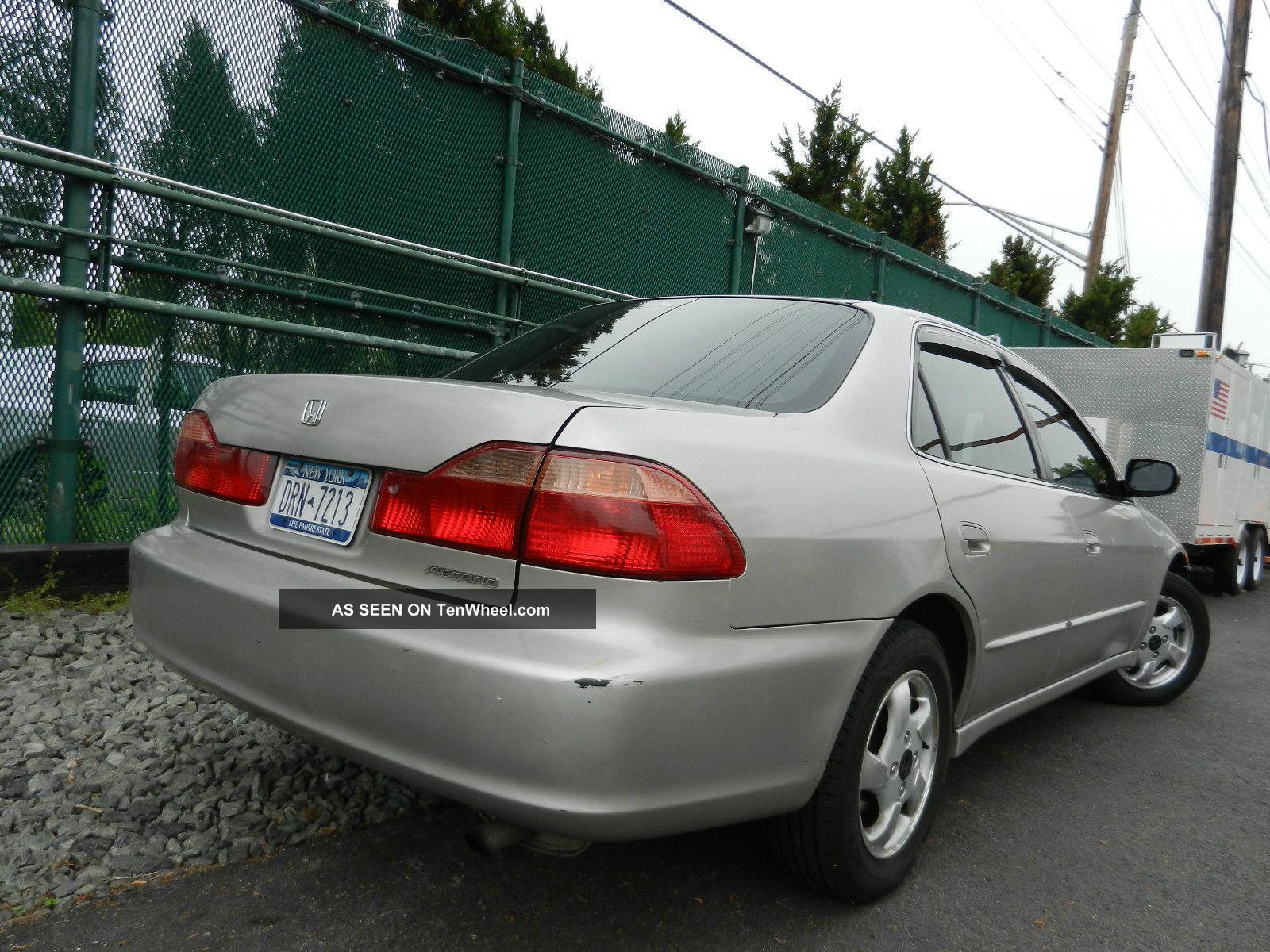 1999 honda accord ex sedan 4 door 2 3l 5speed manual rh tenwheel com 1999 honda accord ex service manual 1999 honda accord ex v6 manual