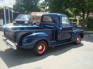 1951 Chevy Pickup 3100 Rat Rod Hot Rod Street Rod photo