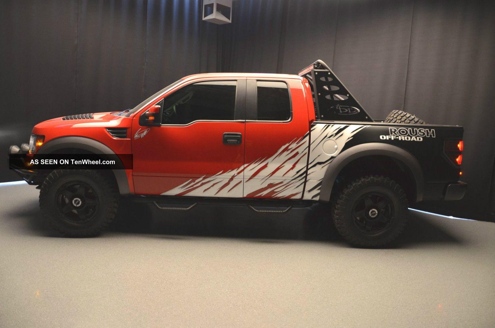 2012 Ford / Roush Svt Raptor F-150 photo