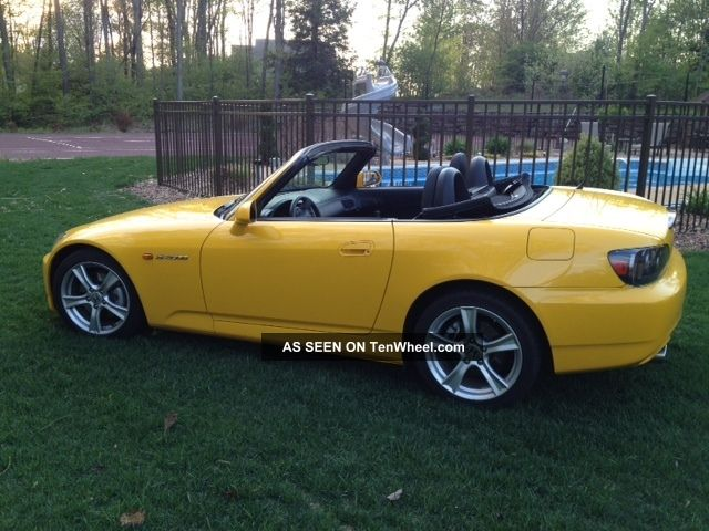 2009 Honda S2000 Convertible S2000 photo