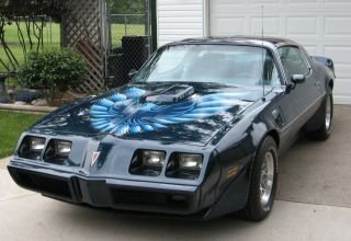 1979 Pontiac Trans Am T / Tops 403 6.  6 Litre photo