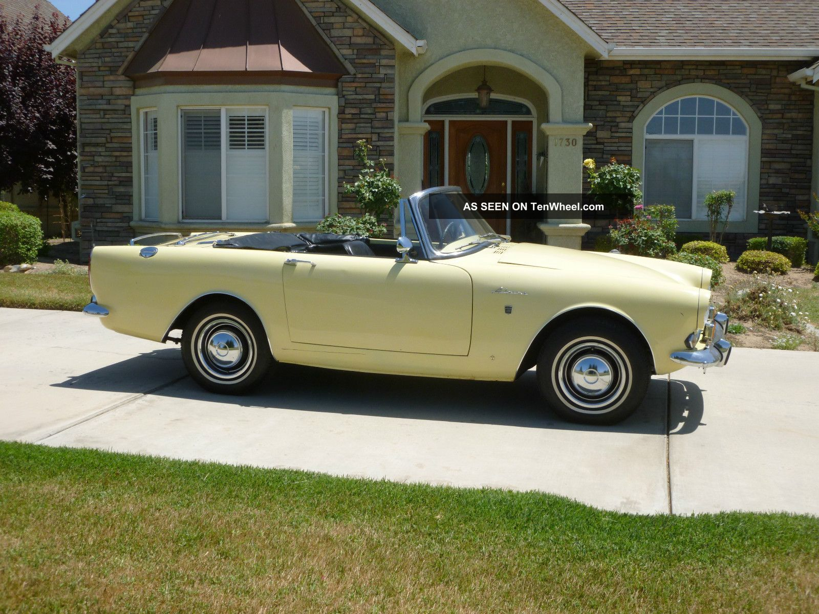 sunbeam alpine series wiring diagram austin healey wiring