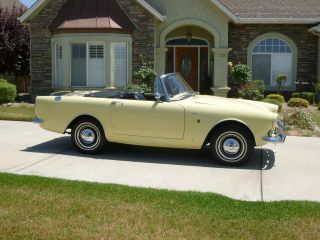 1967 Sunbeam Alpine Series Iv photo
