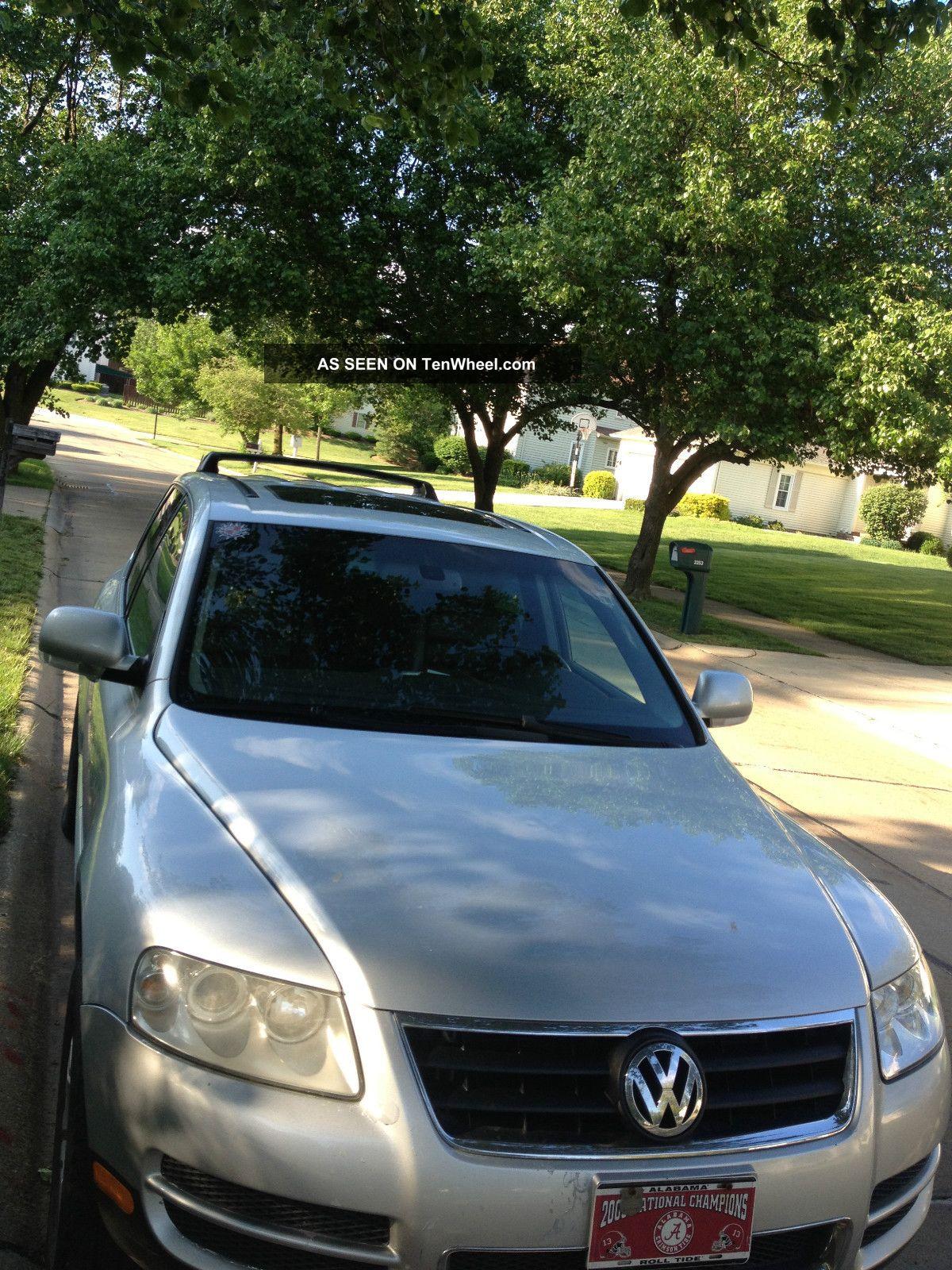2004 Vw Volkswagen Touareg Awd V8 Touareg photo