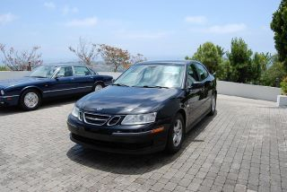 2004 California Saab 9 - 3 Linear Sedan 4 - Door 2.  0lturbo photo