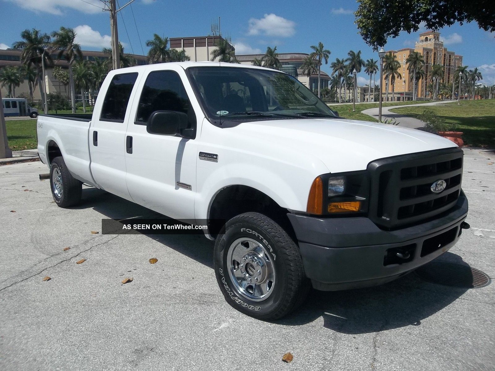 2006 ford f250 superduty crewcab 4x4 diesel xl. Black Bedroom Furniture Sets. Home Design Ideas