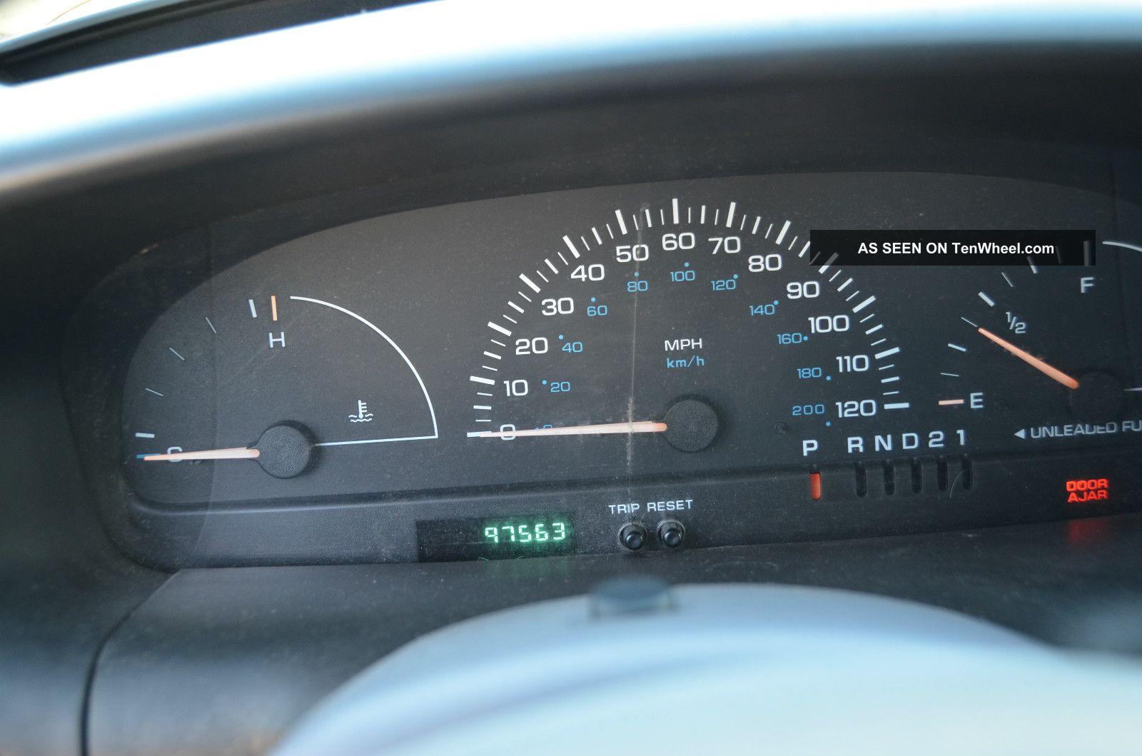 1997 Dodge Grand Caravan Se Mini Van 4 Door