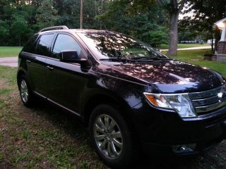 2007 Ford Edge Sel Sport Utility 4 - Door 3.  5l photo