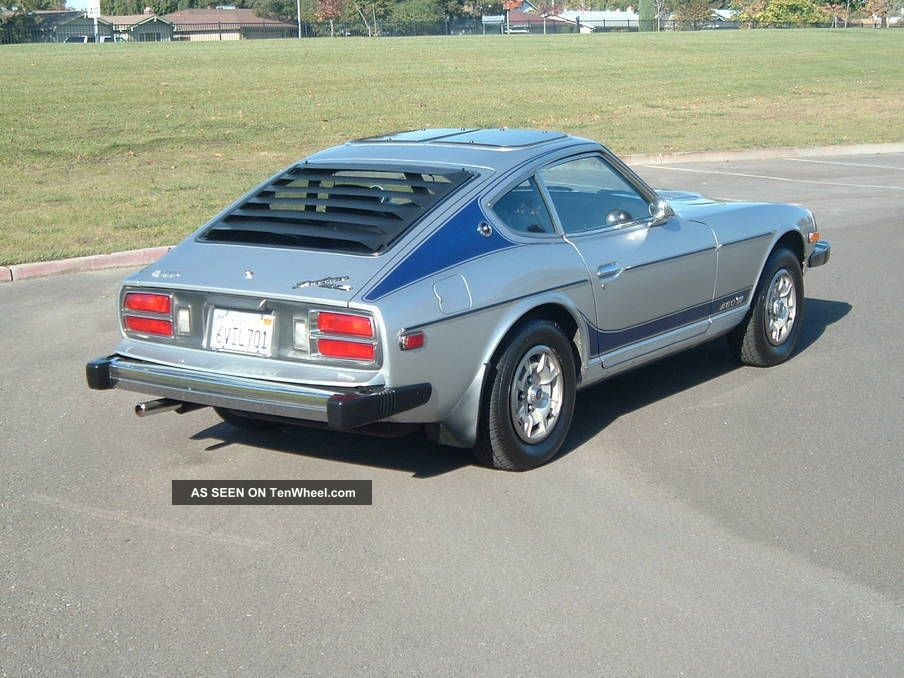 280z Datsun 1978 Iconic Z 2.  8l Fuild Injection 2012 Show Winner Cond. Z-Series photo