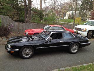 1994 Jaguar Xjs Rare Coupe Black / Black Beauty 72k photo